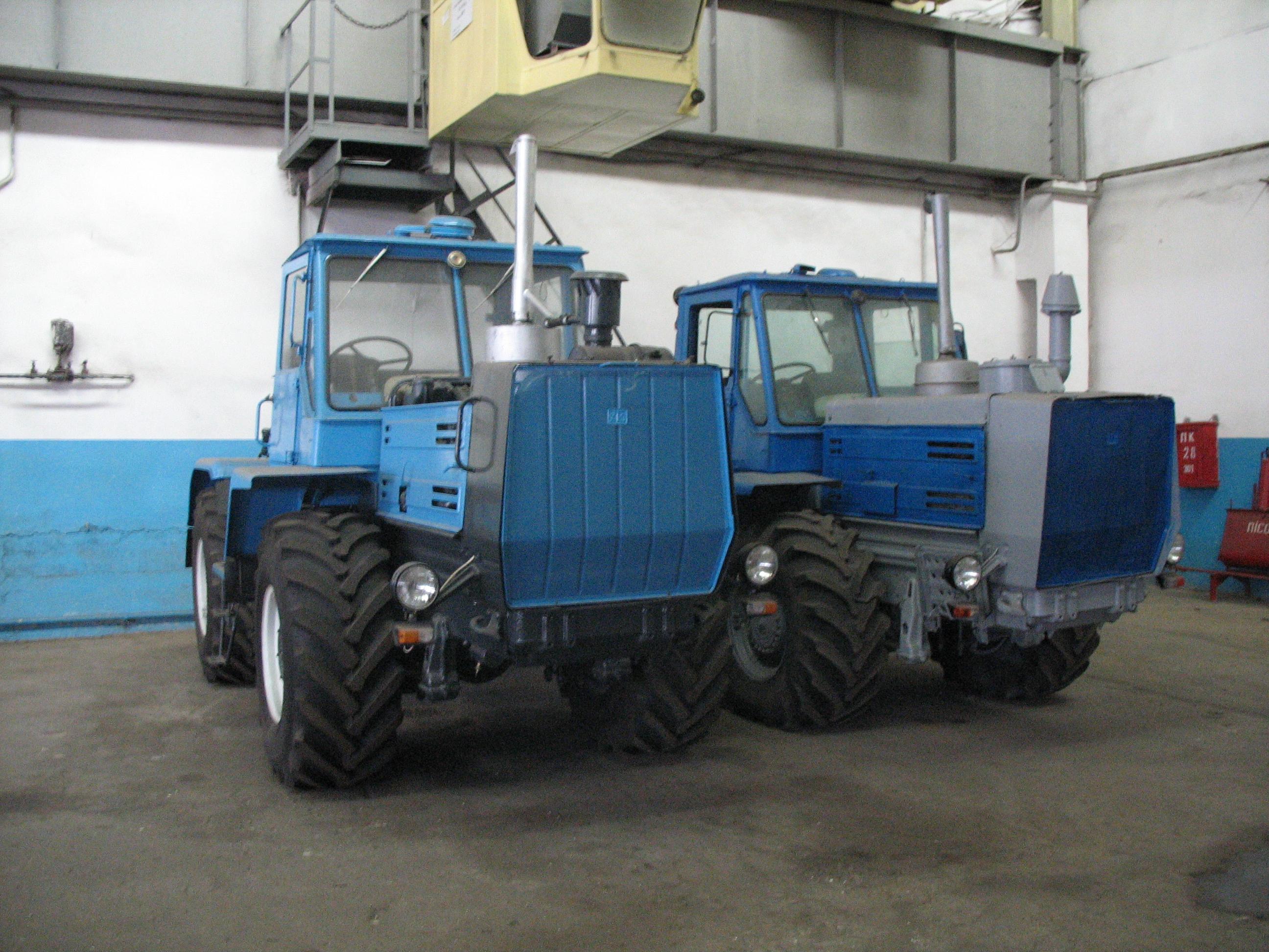 КАПИТАЛЬНЫЙ РЕМОНТ ТРАКТОРОВ Т-150К, ХТЗ-17221, Т-156